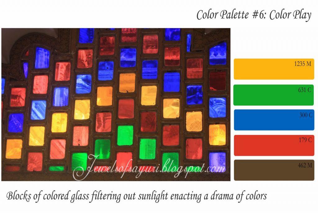 September Amp October Color Palette Jewels Of Sayuri