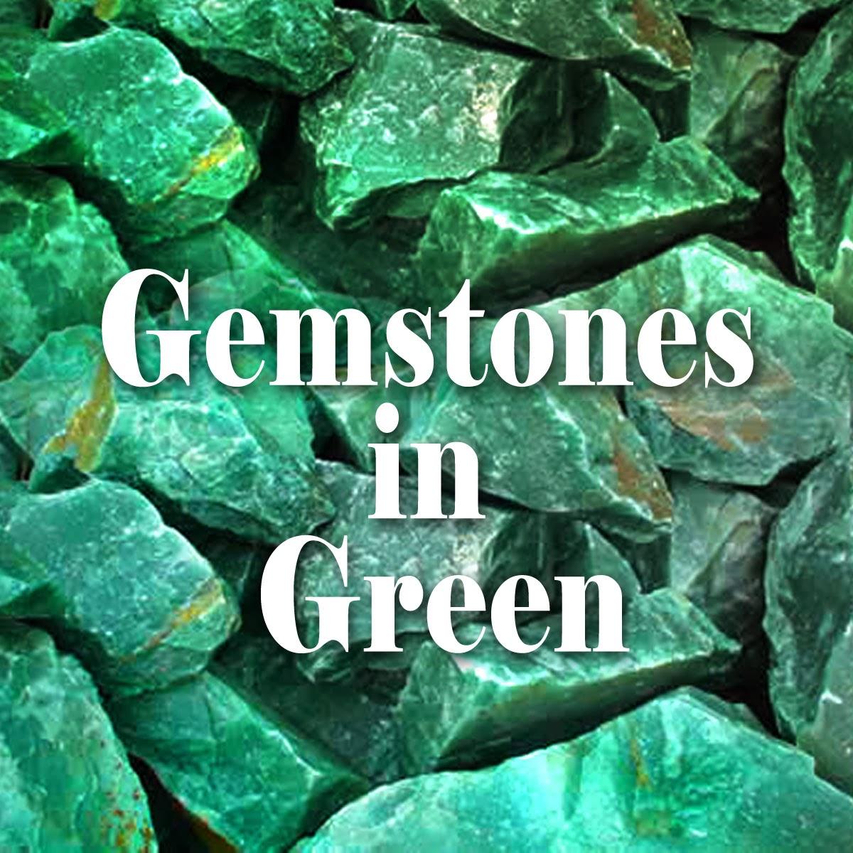 green coloured gemstones part 2 jewels of sayuri