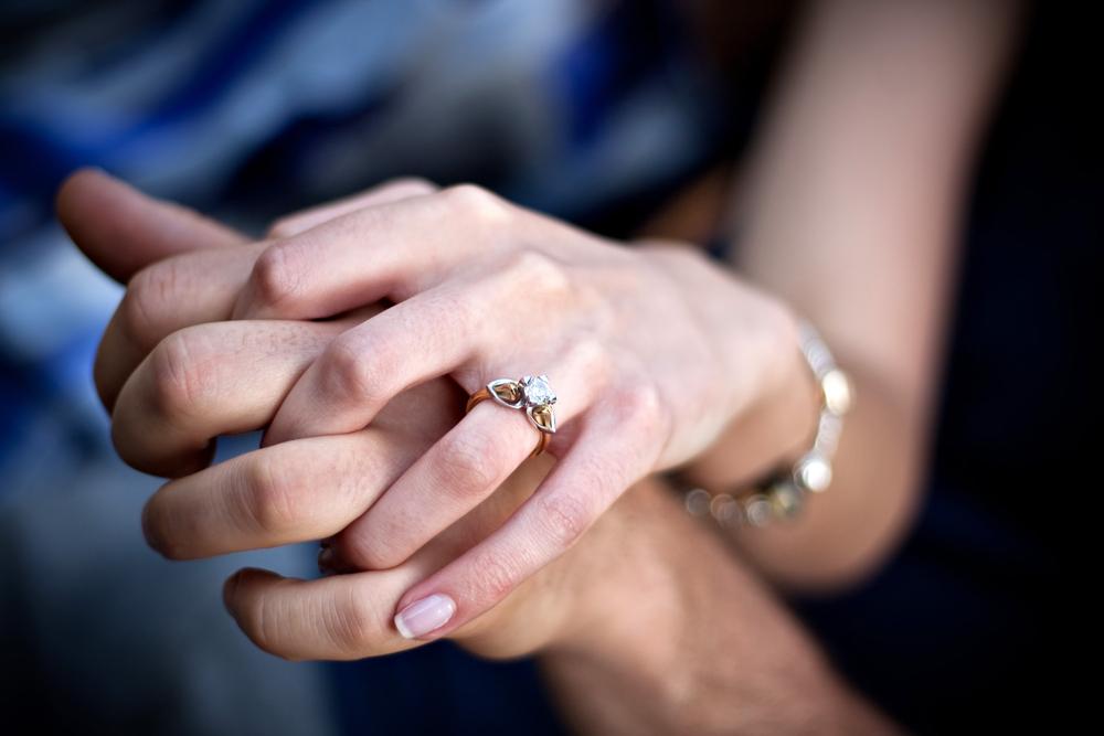 Wedding Ring Spacers 13 Stunning